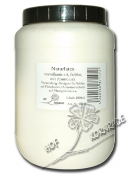 Naturlatex 1000ml